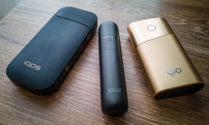 jouz 20 review – Tobacco heating device  IQOS alternative?