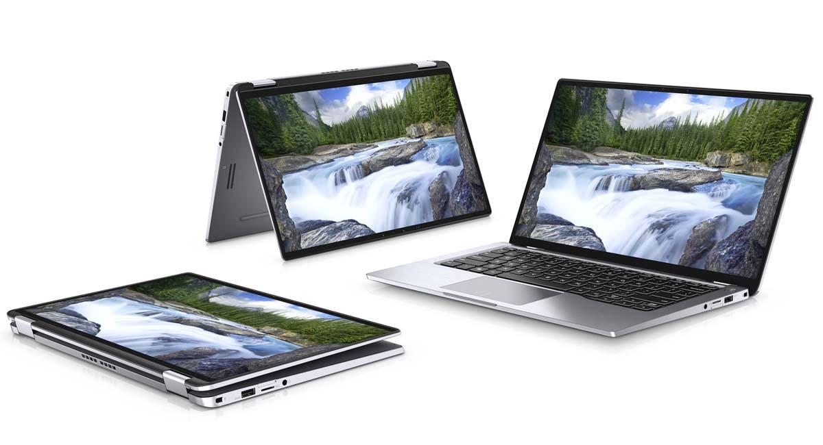 <b>Dell</b> анонсировала корпоративный <b>ноутбук</b> 2-в-1 <b>Latitude</b> 7400
