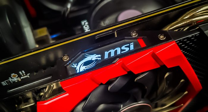 MSI Gaming X GTX 1060