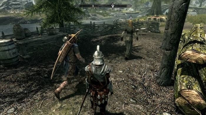 Skyrim Together – долгожданный мультиплеер в The Elder Scrolls V: Skyrim