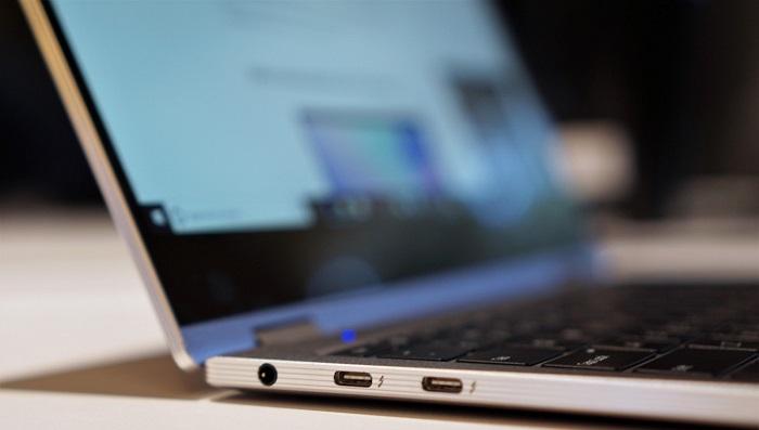 """Samsung Notebook 9 Pro – ноутбук-трансформер с улучшенным дизайном и мощным """"железом"""""""