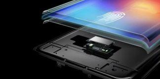 Samsung in display fingerprint