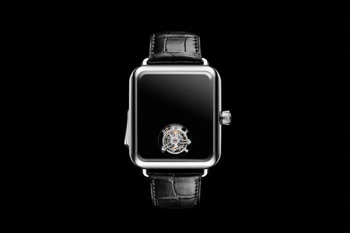 Возвращение к истокам: компания H. Moser & Cie представила механические часы без стрелок и цифр