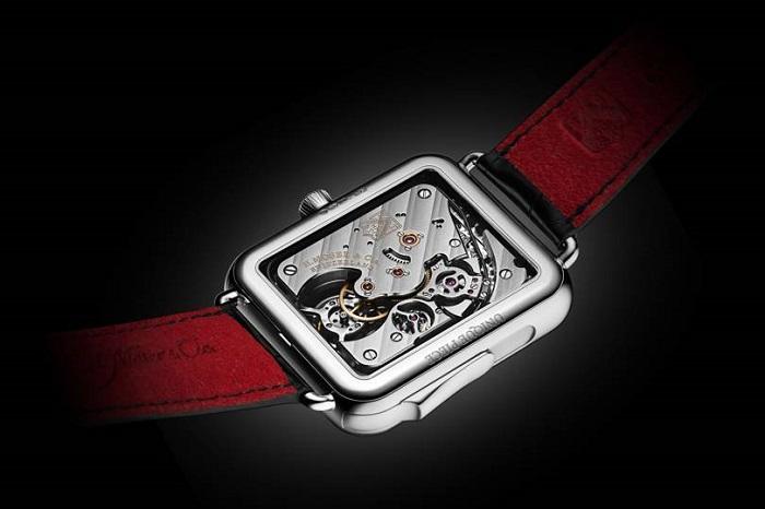 SwissAlp Watch Concept Black