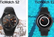 Ticwatch E2 S2