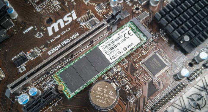 SSD Transcend MTE110S 512 ГБ. Что нужно знать перед покупкой?