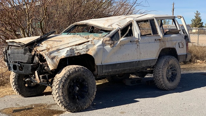 accident in nevada
