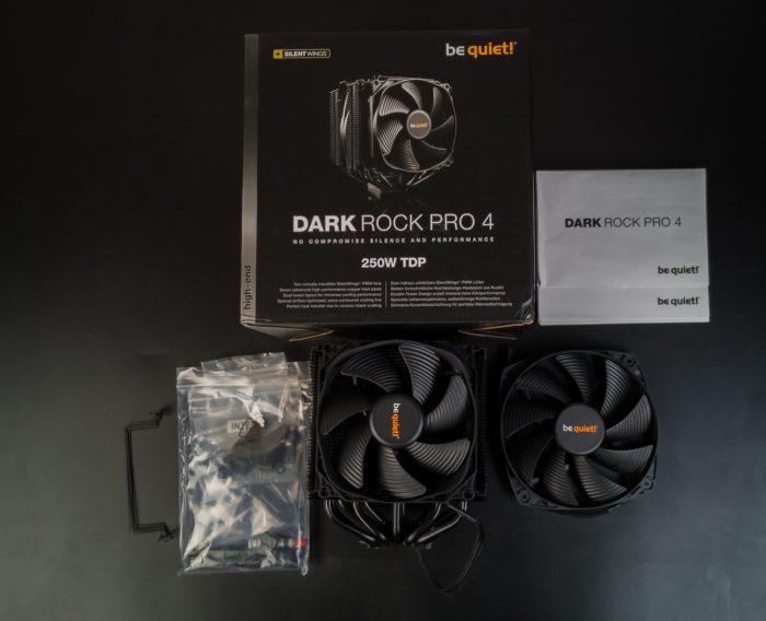 Кулер be quiet! Dark Rock Pro 4. Что нужно знать перед покупкой?