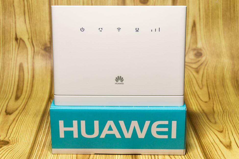 Обзор Huawei B315s-22 — стационарный роутер с поддержкой 4G