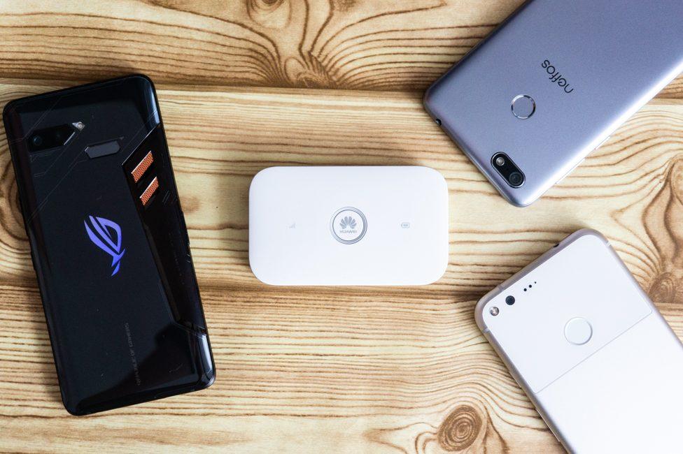 Обзор Huawei E5573Cs — мобильный роутер с LTE