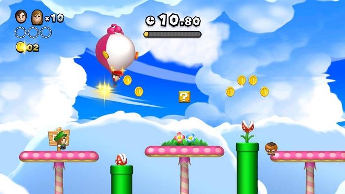 Обзор New Super Mario Bros. U Deluxe – Квинтэссенция жанра
