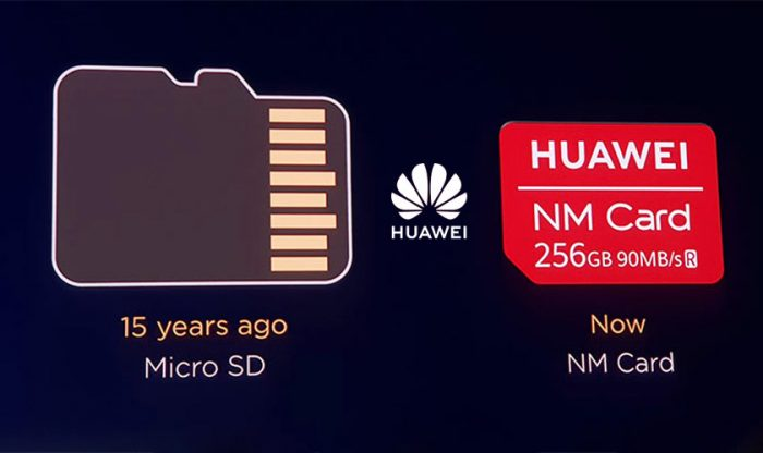 Nano SD (NM Card)