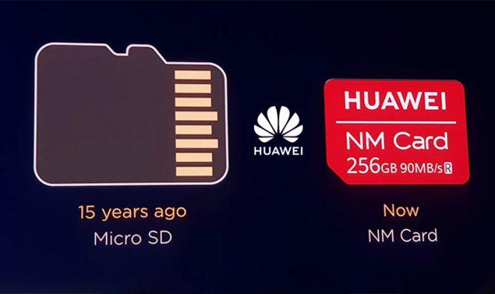 Nano SD (NM Card)