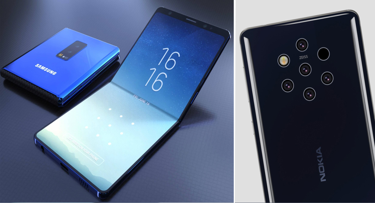 TOP-10 Smartphones Trends