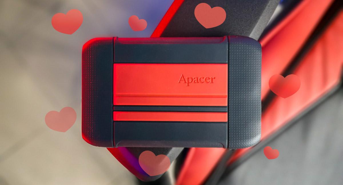 Apacer AC633 Love