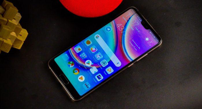 Опыт использования Huawei P20. Ему тоже хочется любви…