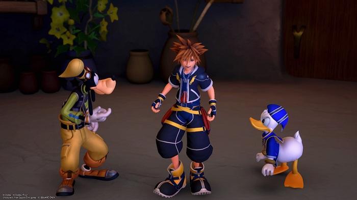 Обзор Kingdom Hearts III – Микки, Гуфи, Дональд Дак и их японские друзья