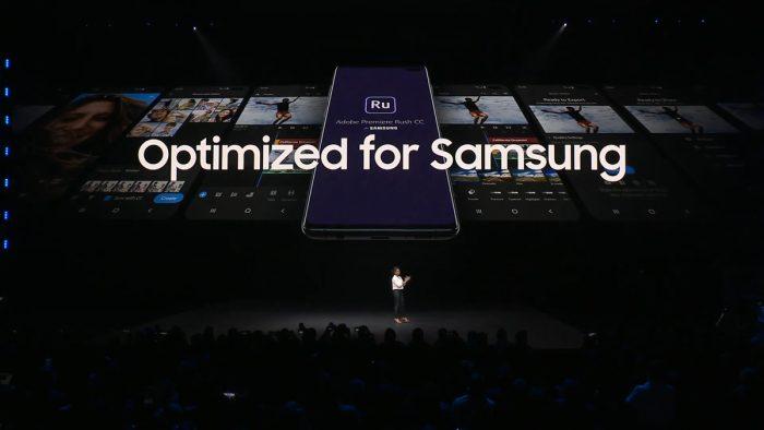 Samsung Galaxy S10 презентация