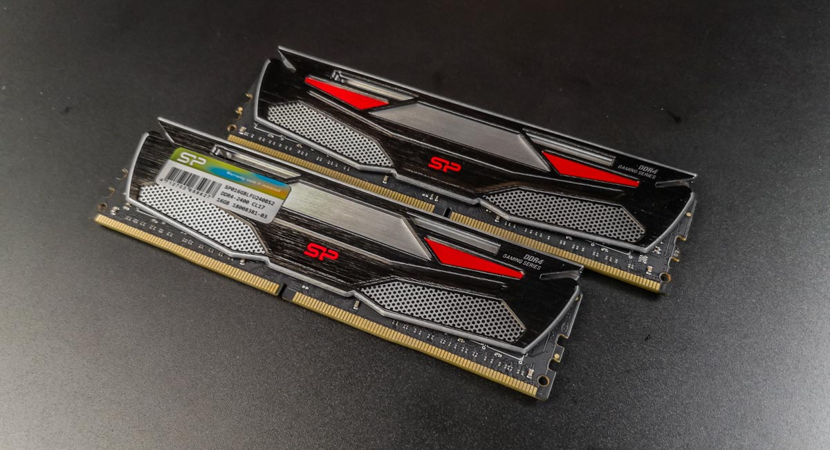Silicon Power DDR4