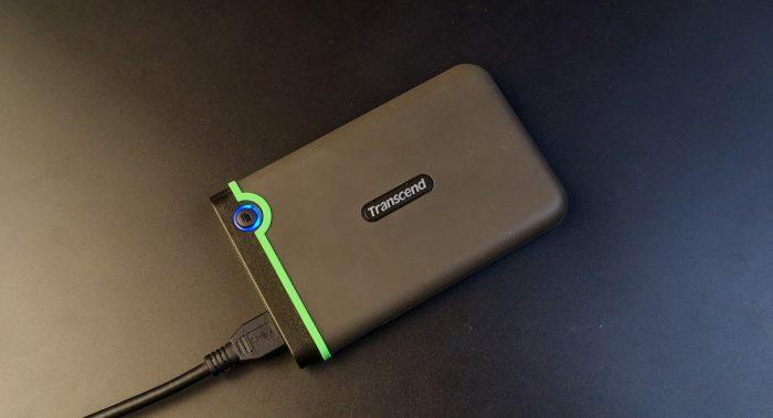 Внешний HDD Transcend StoreJet 25M3S 2TB. Что нужно знать перед покупкой?