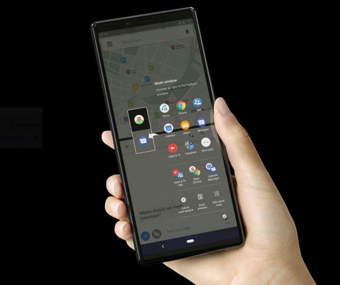 Sony представляє флагман Xperia 1 з екраном 21:9