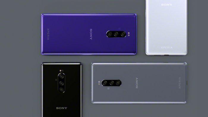 SonyXperia 1