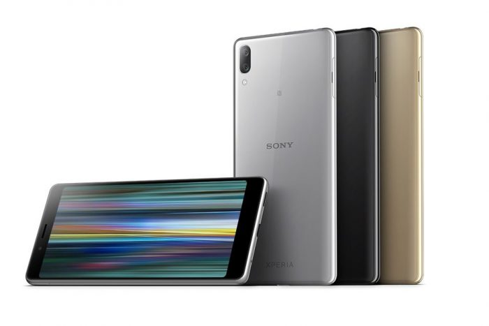 Sony XperiaL3