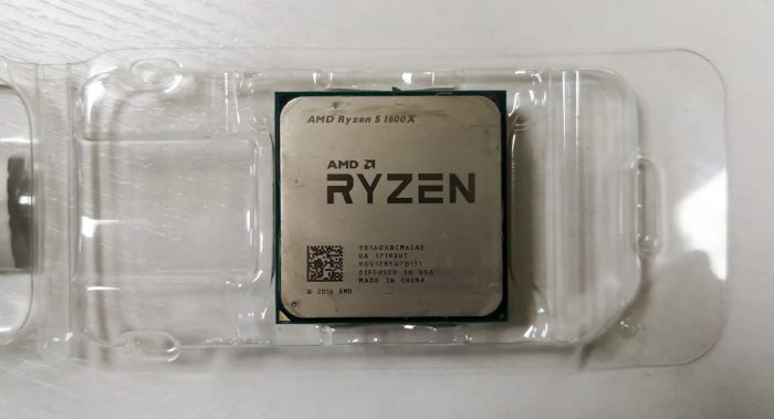 AMD Ryzen 5 1600X vs 2600X