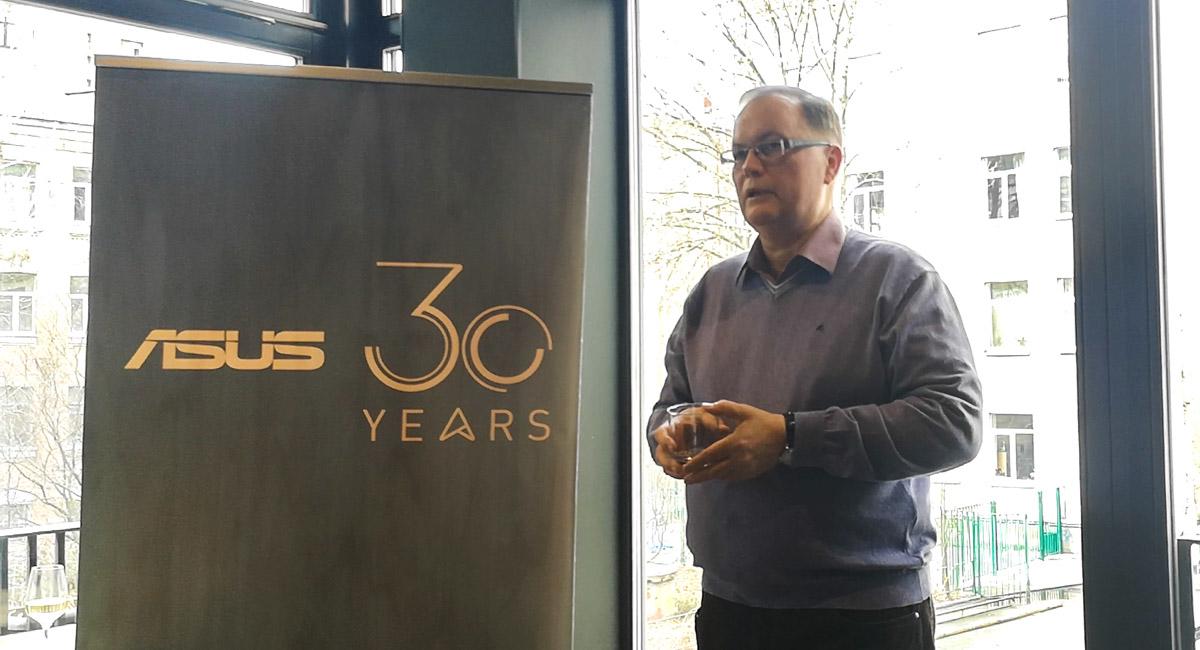 ASUS 30 Years Kiev
