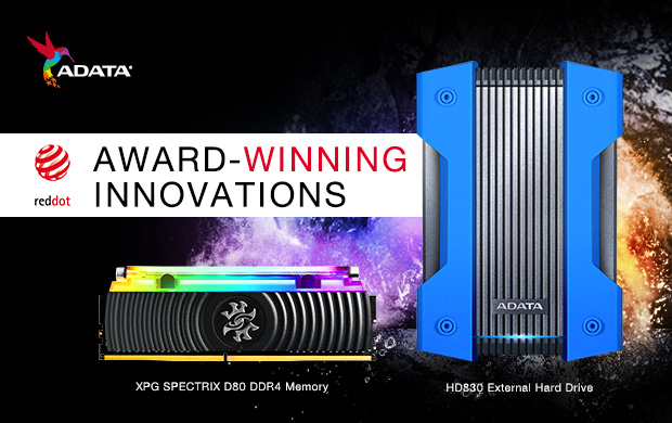 adata red dot awards