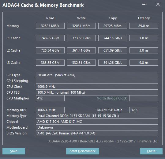 GeIL EVO X DDR4 ROG Certified 2400 2
