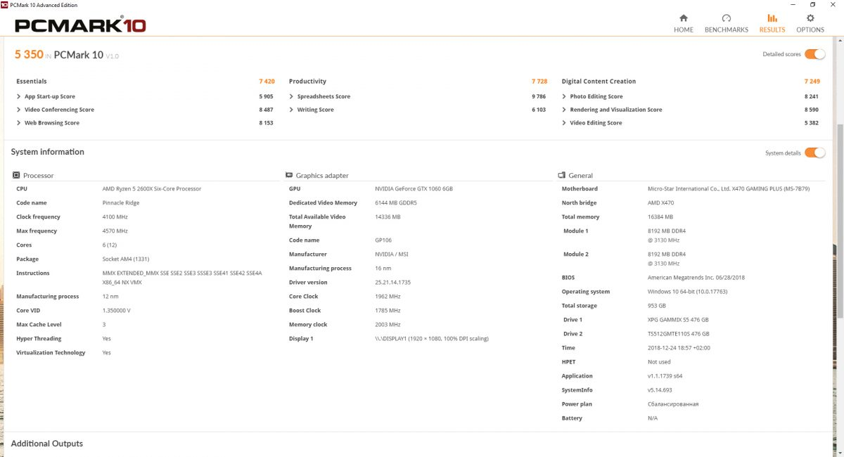 GeIL EVO X DDR4 ROG Certified