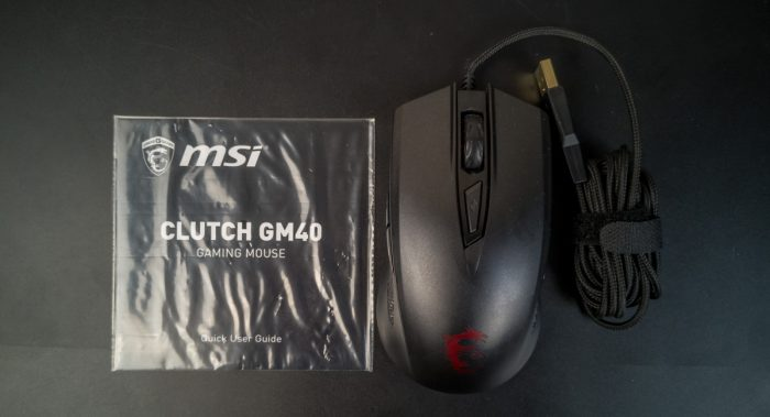 MSI Clutch GM40