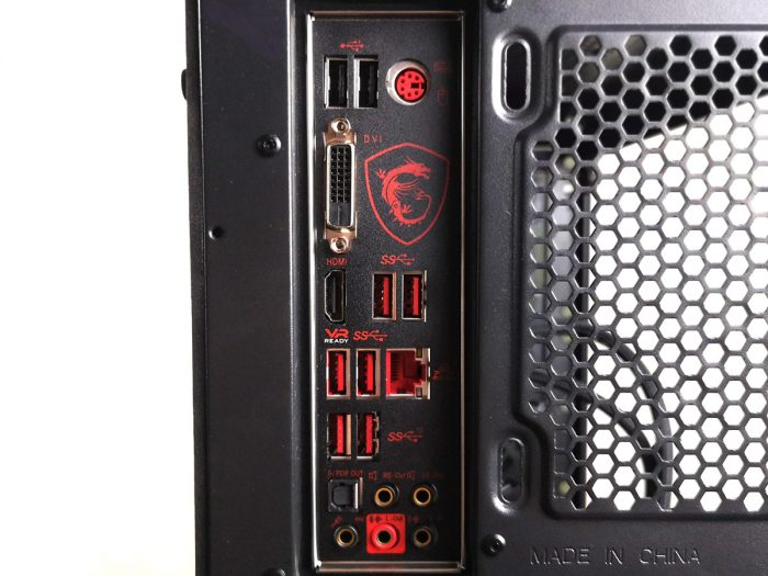 MSI X470 Gaming Plus