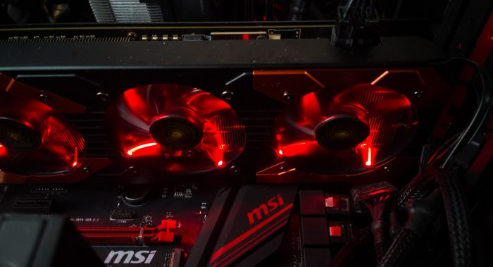Manli GTX 1070 Gallardo 8GB