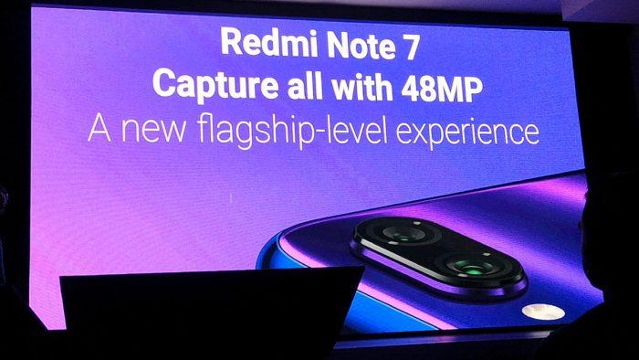 Репортаж с презентации Redmi Note 7 и Mi Play + розыгрыш!