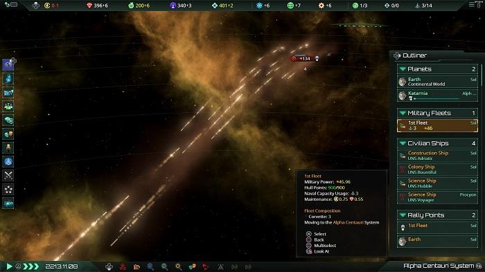 Обзор Stellaris: Console Edition – Глобальную стратегию в каждый дом