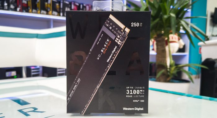 Western Digital Black SN750 250GB