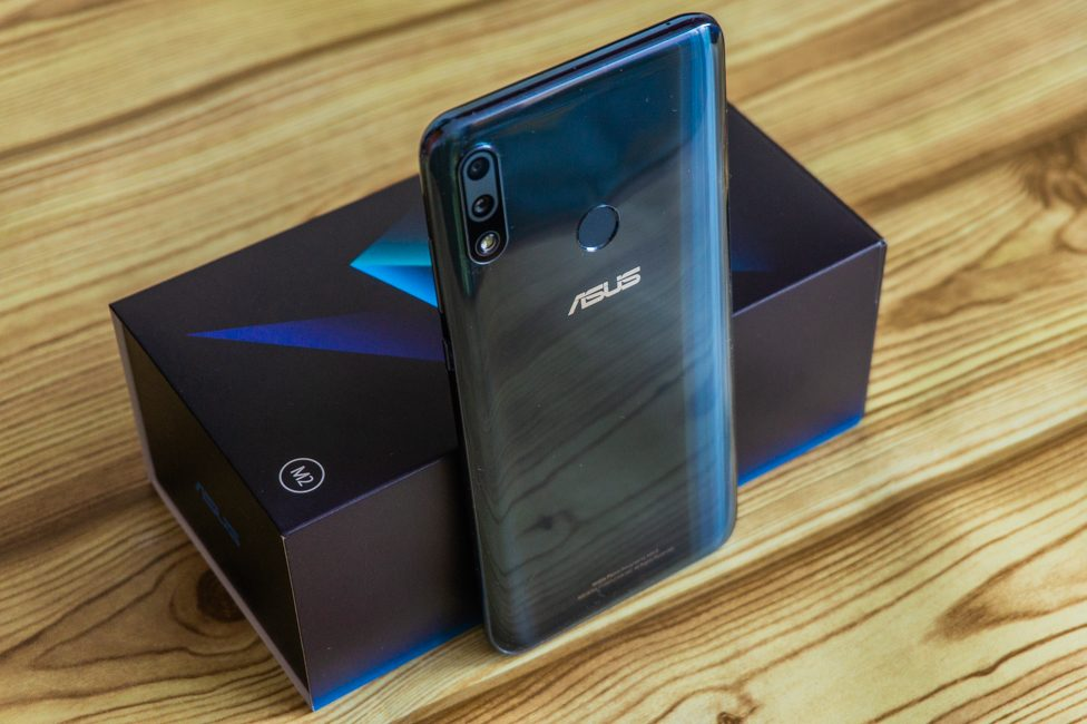 Обзор ASUS ZenFone Max Pro (M2) — Обновленный дизайн, NFC и 5000 мАч