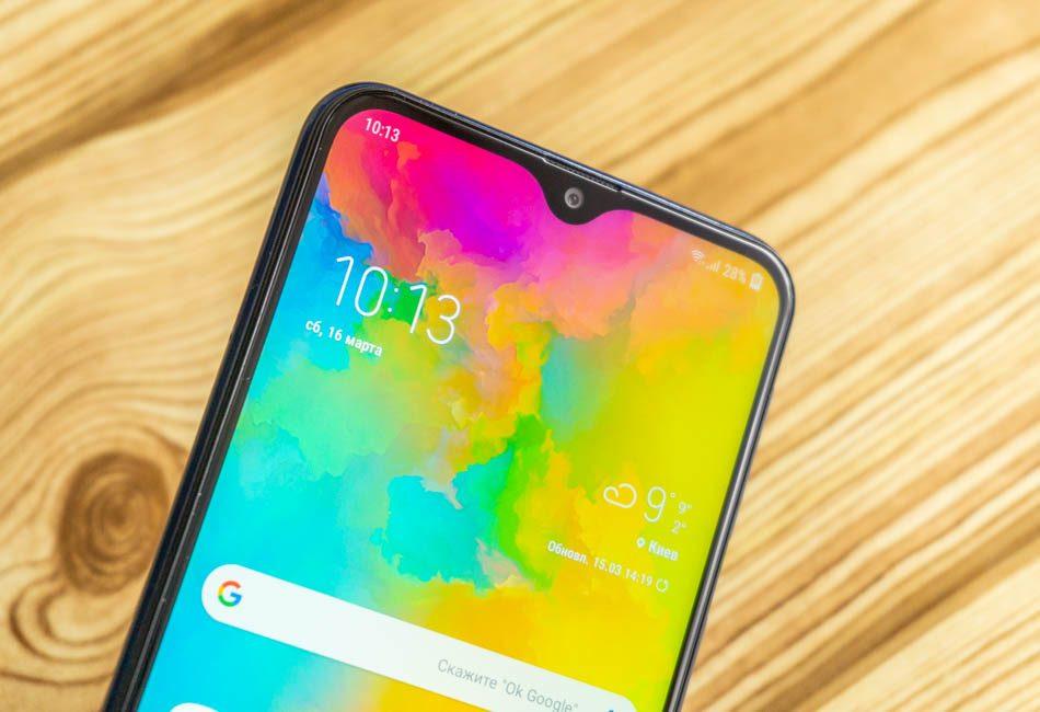 Обзор Samsung Galaxy M20 — минимум компромиссов