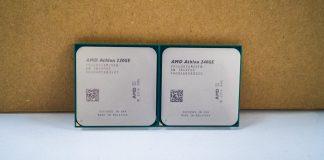 AMD Athlon 220GE Athlon 240GE