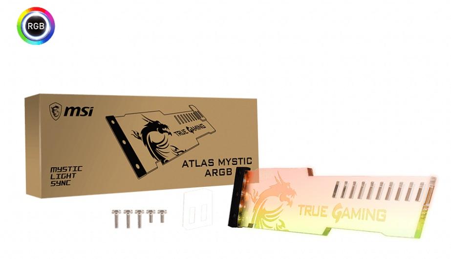 MSI Atlas Mystic ARGB