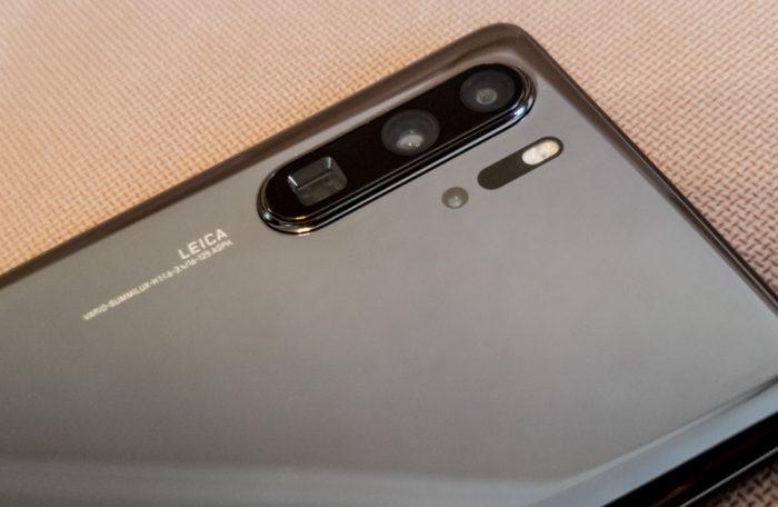 Huawei P30 Pro с камерами Leica