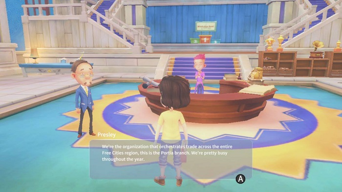 Обзор My Time At Portia – В тени конкурентов