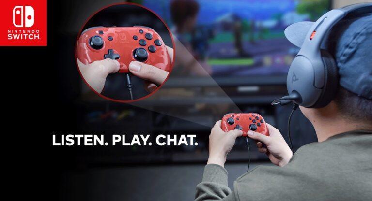 Проблема реализации голосового чата для Nintendo Switch будет решена сторонним разработчиком
