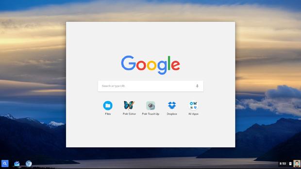 Neverware Chrome OS CloudReady