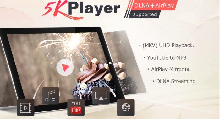 Обзор 5KPlayer: Эволюция проигрывателей + розыгрыш видеокамеры Panasonic!