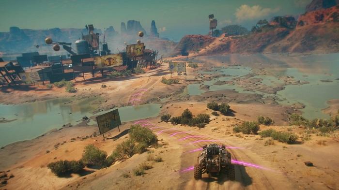 Обзор Rage 2 – Doomguy на дороге ярости