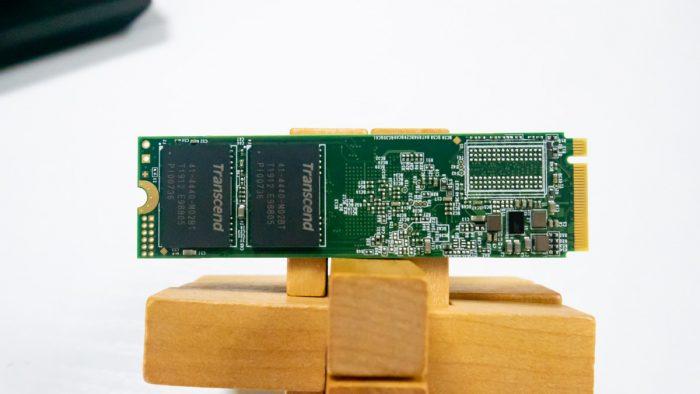 Огляд NVME-накопичувача Transcend MTE220S ємністю 512 ГБ