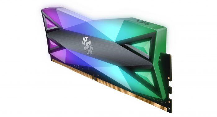 XPG SPECTRIX D60G достиг рекордного показателя разгона до 5634 MT/s